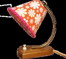 vintage lampe mister lampshade