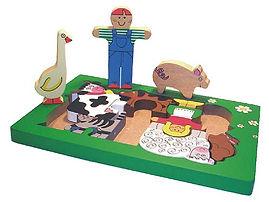 puzzle farm zig zag zigzag