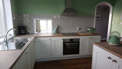 New kitchen fitted 2020