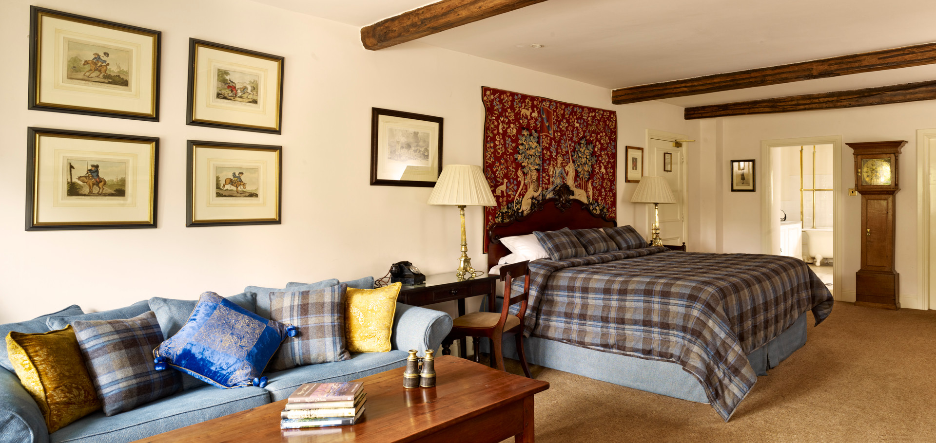 Coach House 23 Bedroom