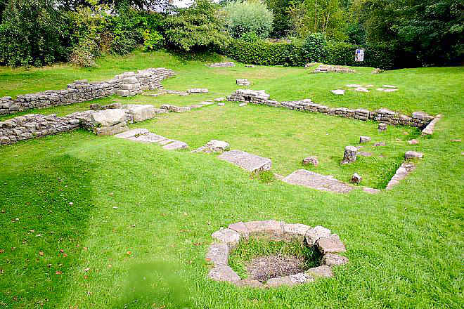 Roamn Baths Ribchester