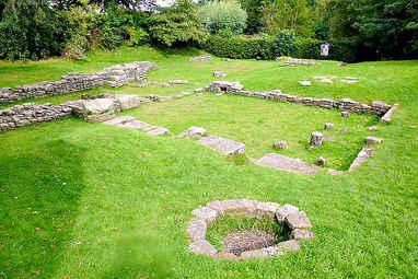 Roamn Baths Ribchester