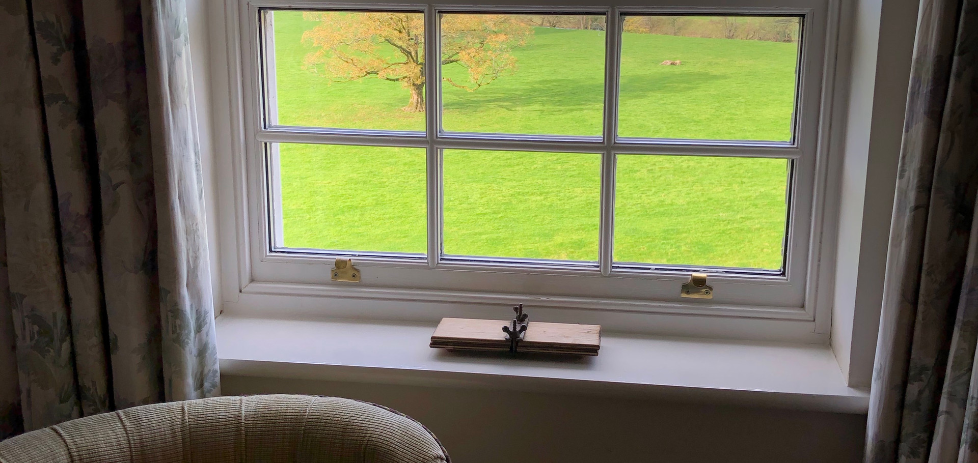 Room 19 window view