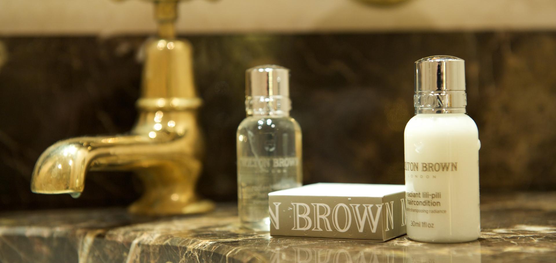 Molton & Brown Toiletries