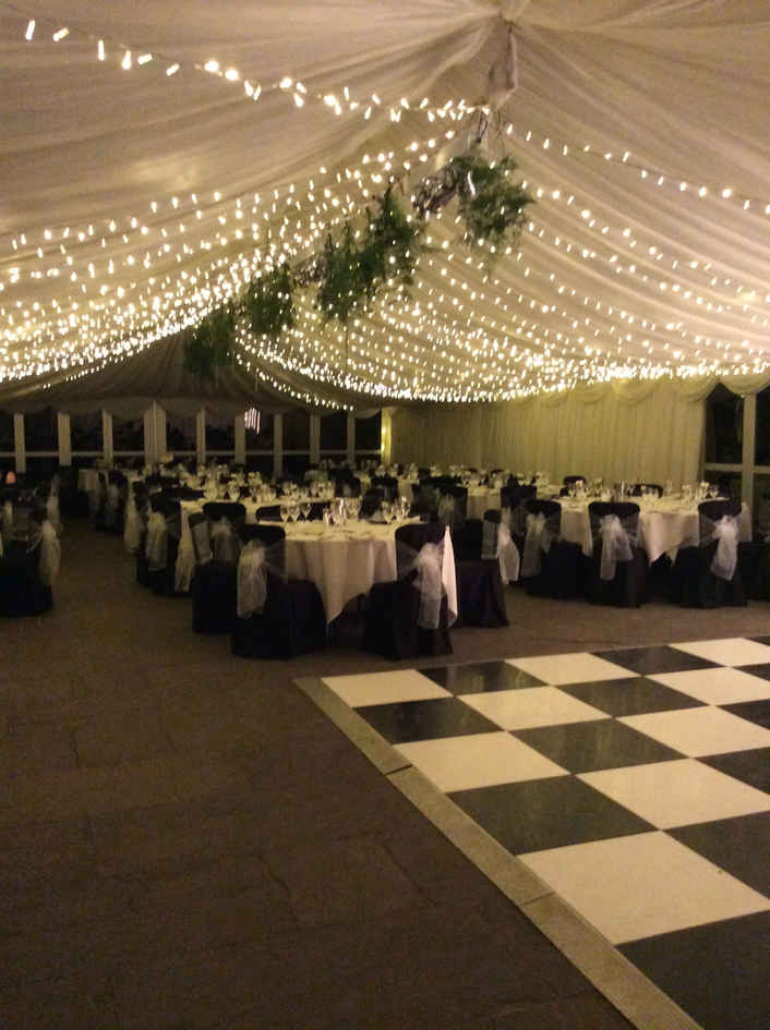 Marquee Evening