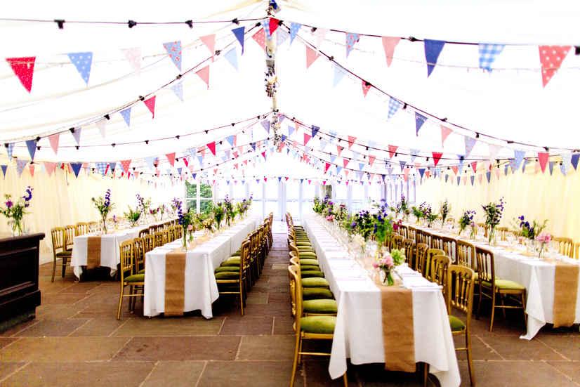 British Bake Off Wedding