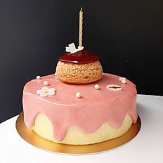 Very Berry Cheese Cake