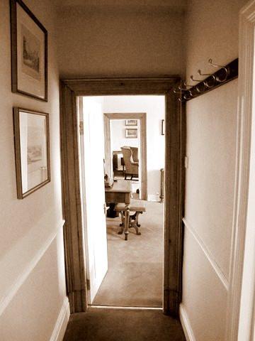 The Suite Hallway