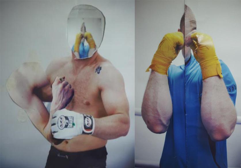 Mirror boxers