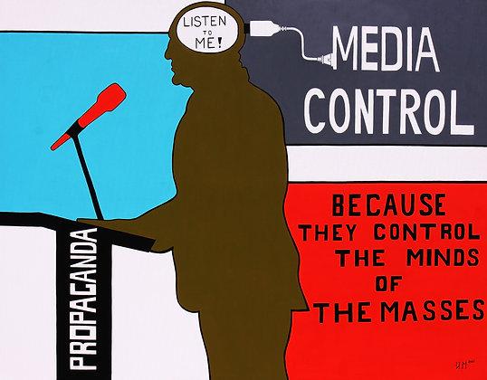 MEDIA CONTROL by Ivelina Momcheva