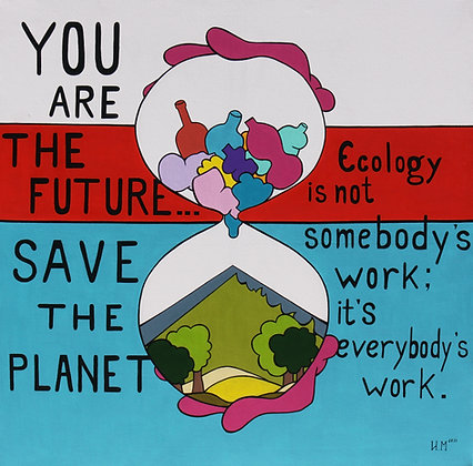 ECOLOGY by Ivelina Momcheva