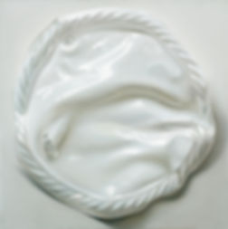 plate, oil on canvas.  45x45.jpg