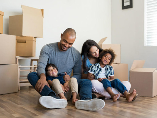10 Tips for settling into your new home