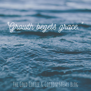 Cold Coffee and Cotton Stems Blog