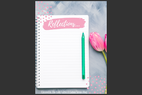 Daily Reflection Printable
