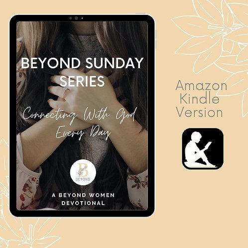 Beyond Sunday Series Kindle E-Book!