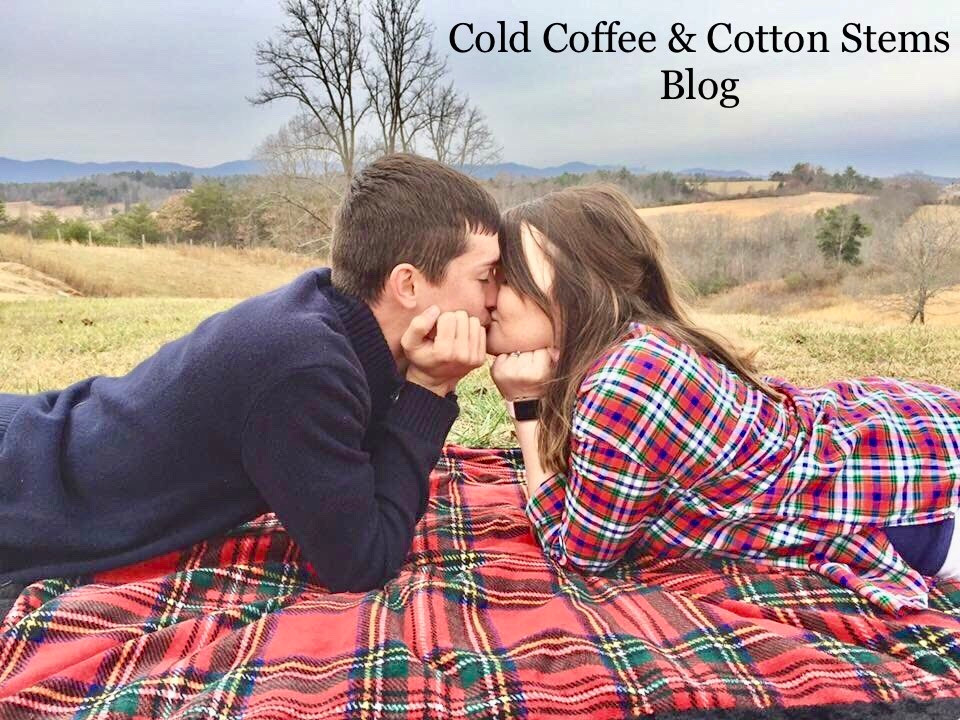 The Cold Coffee and Cotton Stems Blog