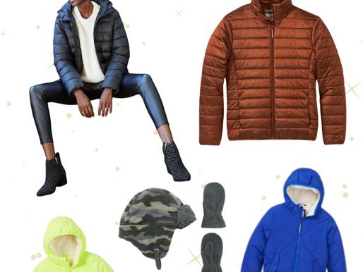 Budget-Friendly Family Winter Wear ❄️