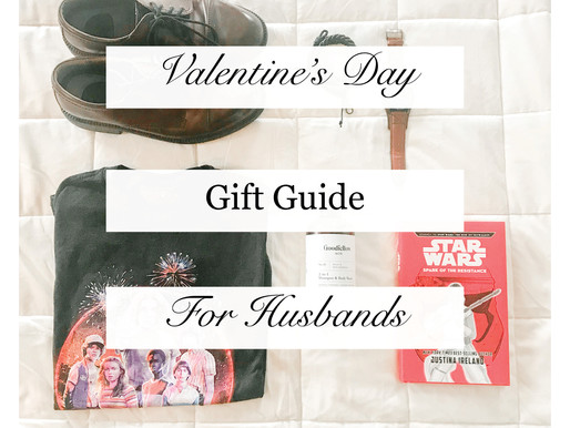 Valentine's Day Gift Guide For Husbands
