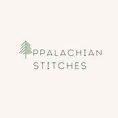 Logo Look Book for Appalachian Stitches.