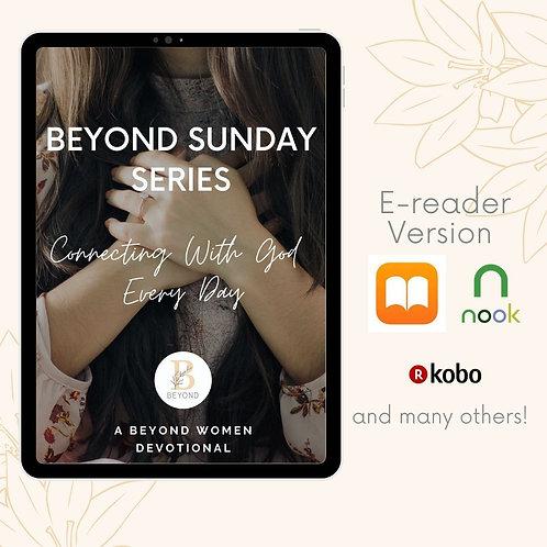 Beyond Sunday Series-Ebook (E-pub)Edition