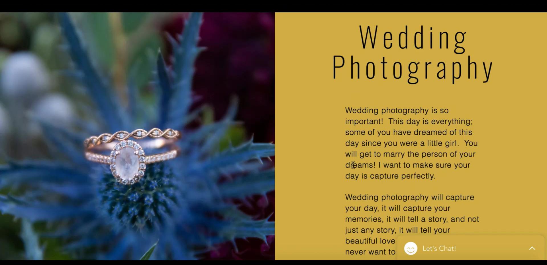 PROMO for Tiffany Dawn Photography .mp4