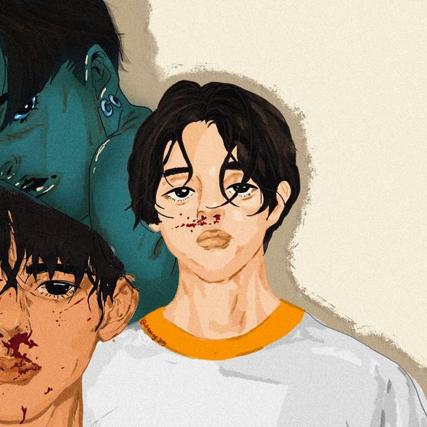 Jeebanoff Illustration