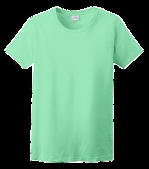 全棉圓領T-Shirt