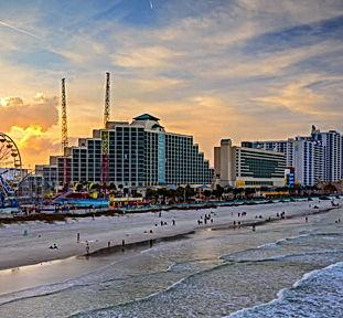 Daytona Beach Noce 1 - ferris wheel - se