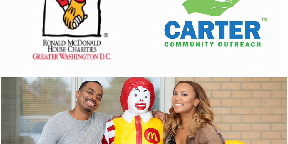 Community Outreach & Ronald McDonald House Feeds Family in D.C. Area