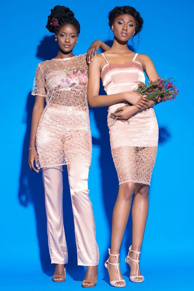 Sira and Marsh nude fabric  twin look 2 with flower.jpg