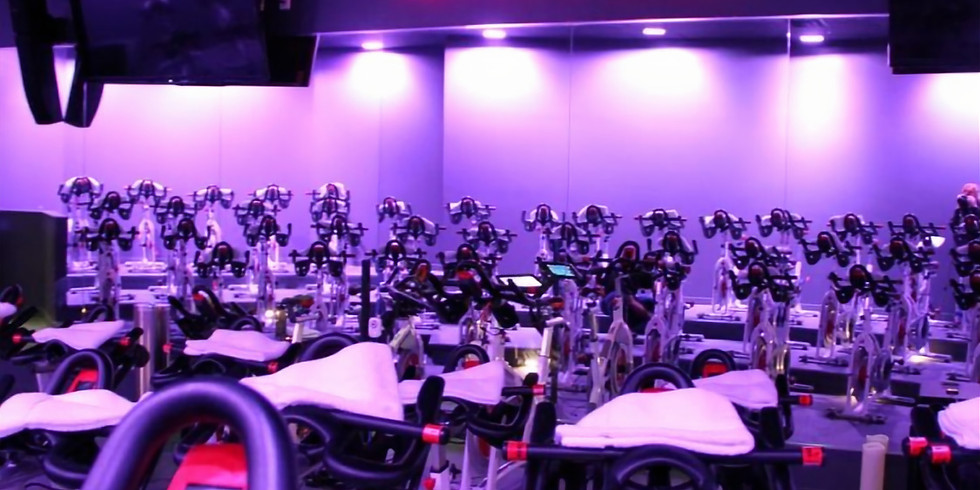 Spin,Sweat, and Sip w/Carter Community Outreach