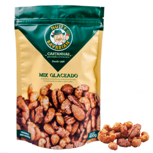 ZIP 400 GR MIX GLACEADO
