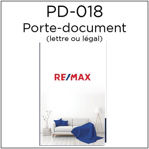 PD-018 Porte-documents  (25 unités)