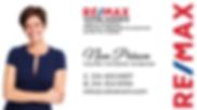 cartes d'affaires remax re/max