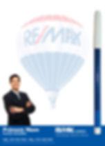 TABLEAU MÉMOS REMAX RE/MAX publicité imprimerie