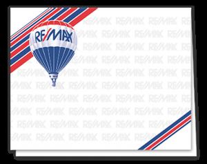 cartes de souhaits cards  remax re/max publicité remax