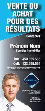cartons publicitaires flyers via capitale publicité