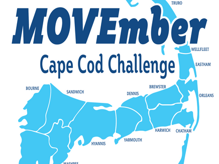 Move over Summer! It's MOVEmber!