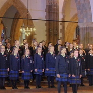THE BRITTEN CHOIR