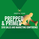 PREPPED & PRIMED CONFERENCE   GREENE KING