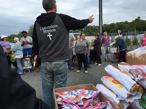 Sponsor a Food Outreach