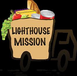 lighthouse mission truck SAMLL vector im