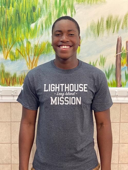 Mission T-Shirt (Gray)