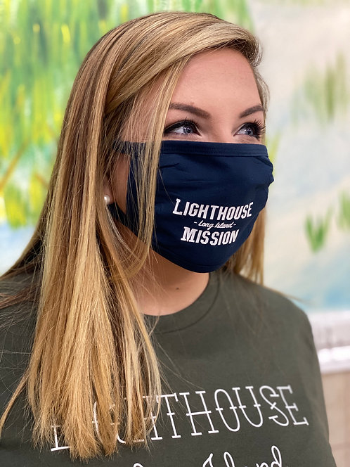 Lighthouse Mission Facemask