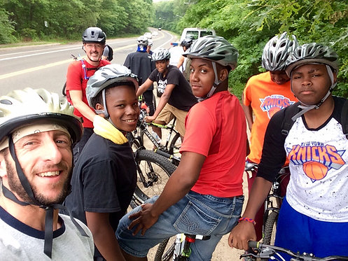 Get a Mountain Bike, Kayak or Paddle Board for our Teen Programs