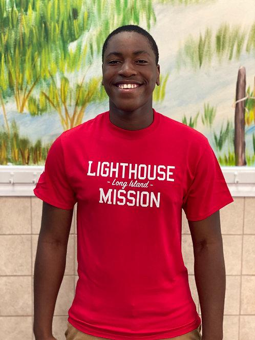 Sharing the Gospel T-Shirt – Bold (Red)