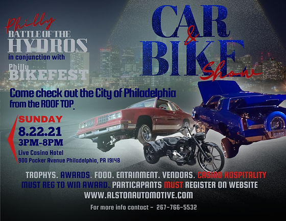Post Cards Philly Battle Of The Hydros (