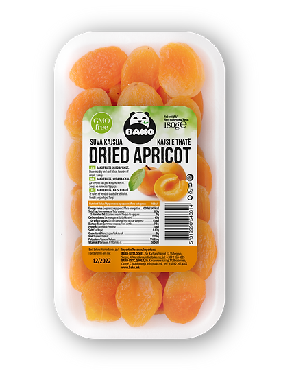 BAKO Fruits Dried Apricot