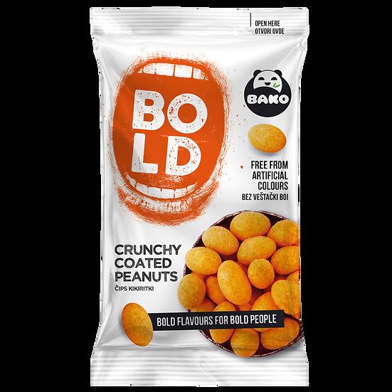 BOLD Crunchy Coated Peanuts